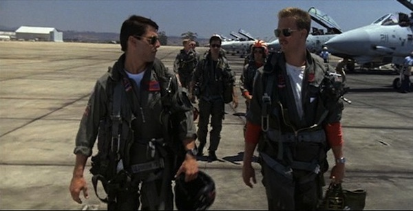 TG Back to Basics   TOP GUN
