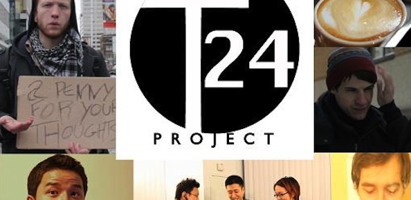 T24 The Kids Arent Alright: Toronto Youth Shorts 4th Annual T24 Project