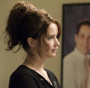 SILVER LININGS PLAYBOOK Plays TIFF 2012