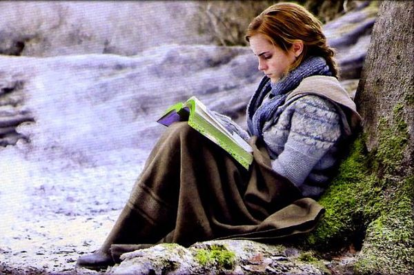 hermione opt Seeking Books on Film