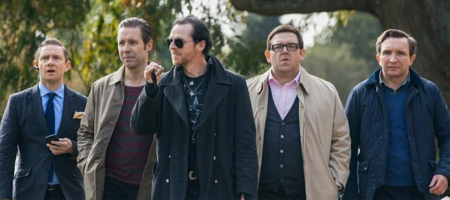 Beer Drinkers and Hell Raisers: THE WORLD'S END Trailer